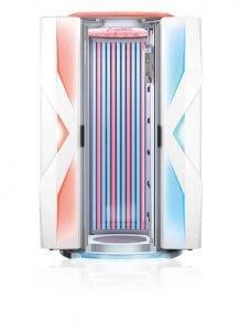 Solárium Ergoline Sunrise 7200 LED