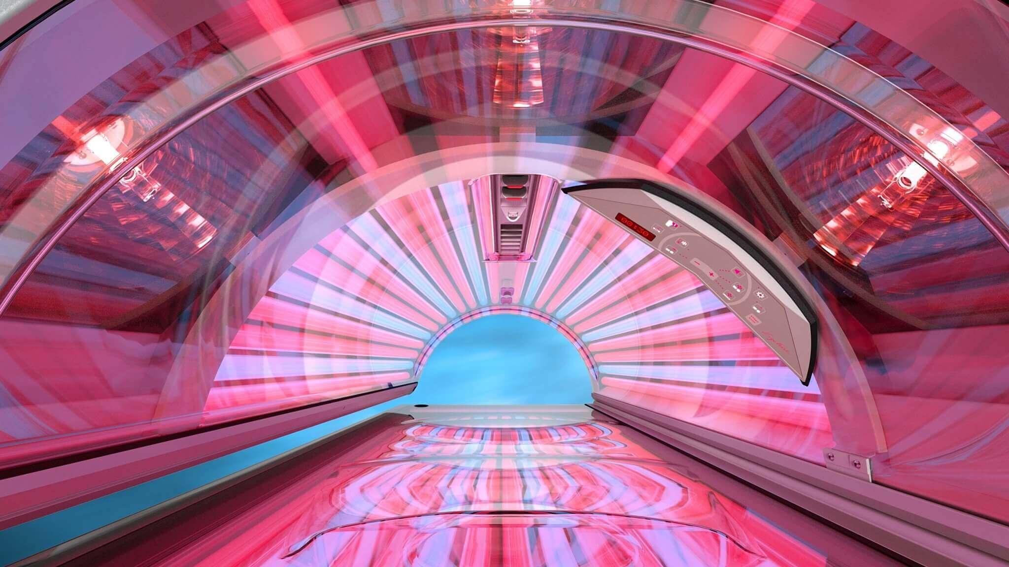 Tunel Ergoline Inspiration 500 SLP