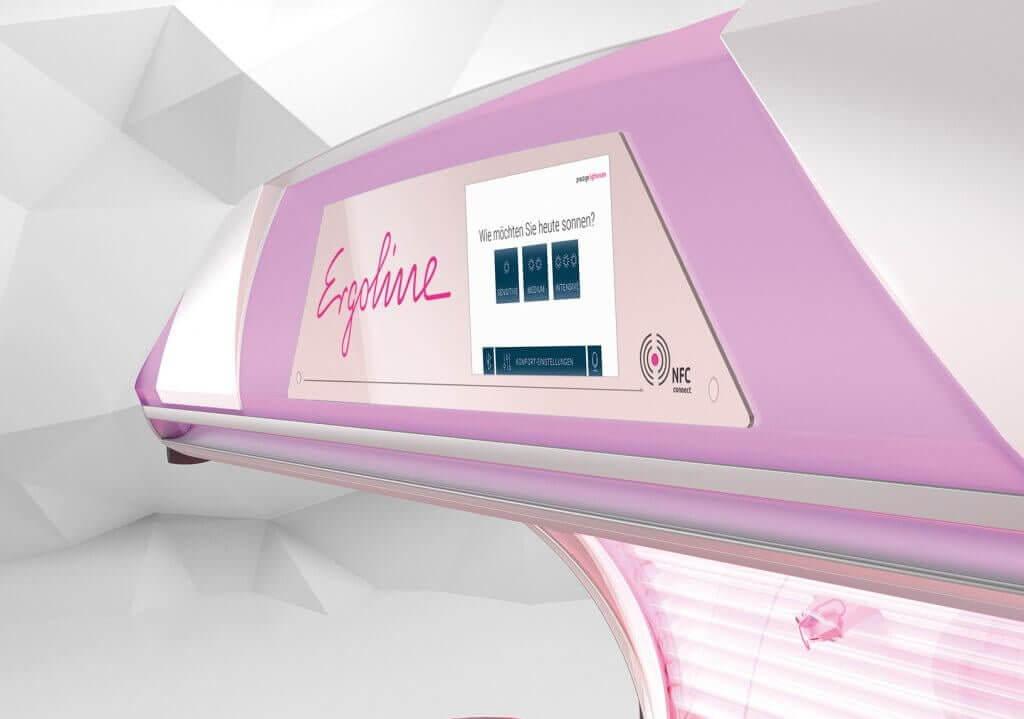 Ergoline Prestige Bluevision 15