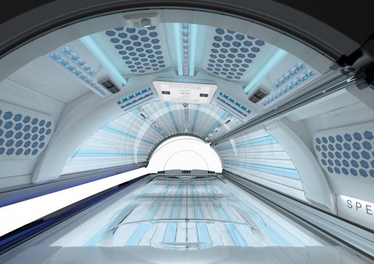 Tunel - Solárium Ergoline Bluevision Spectra