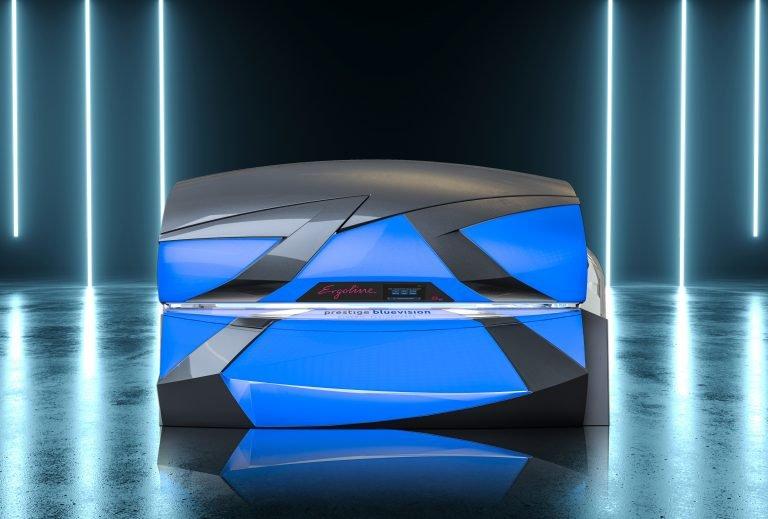Zatvorené solárium Ergoline Bluevision Spectra