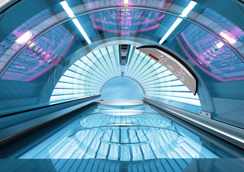 Tunel solária Ergoline Inspiration 500